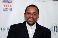 Hill Harper On the Red Carpet